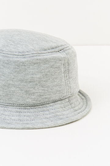 Solid colour fishing hat, Grey, hi-res