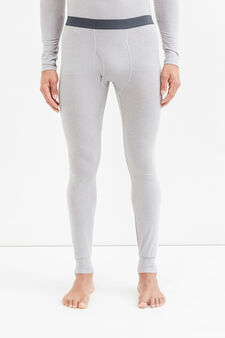 OVS Under Tech leggings, Light Grey, hi-res