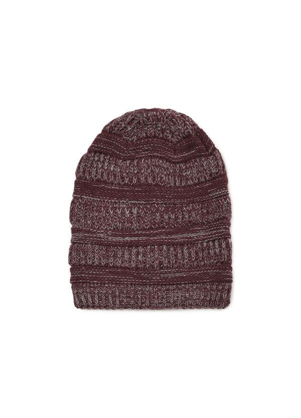 Striped beanie cap | OVS
