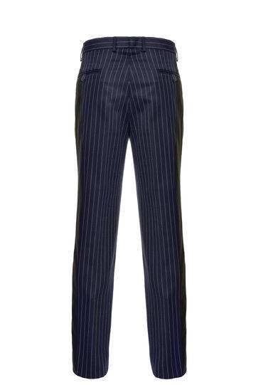 Pantaloni Jean Paul Gaultier for OVS, Nero, hi-res