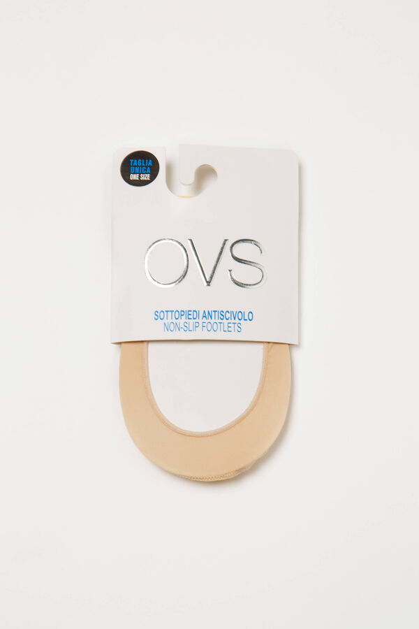 Solid colour stretch shoe liner | OVS