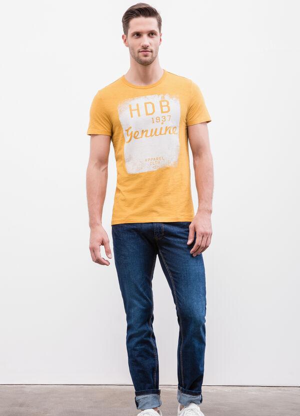 G&H print 100% cotton T-shirt | OVS