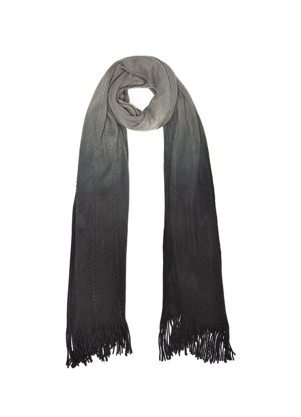 G&H shaded knit scarf | OVS