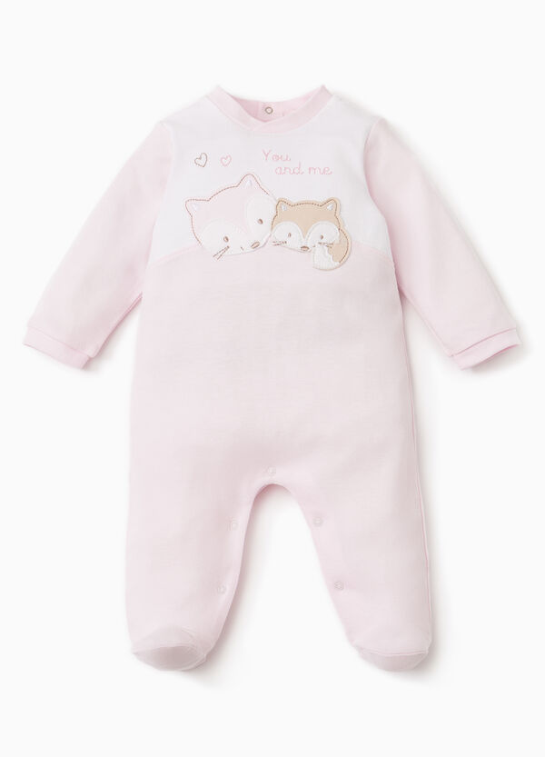 Animal onesie with feet | OVS