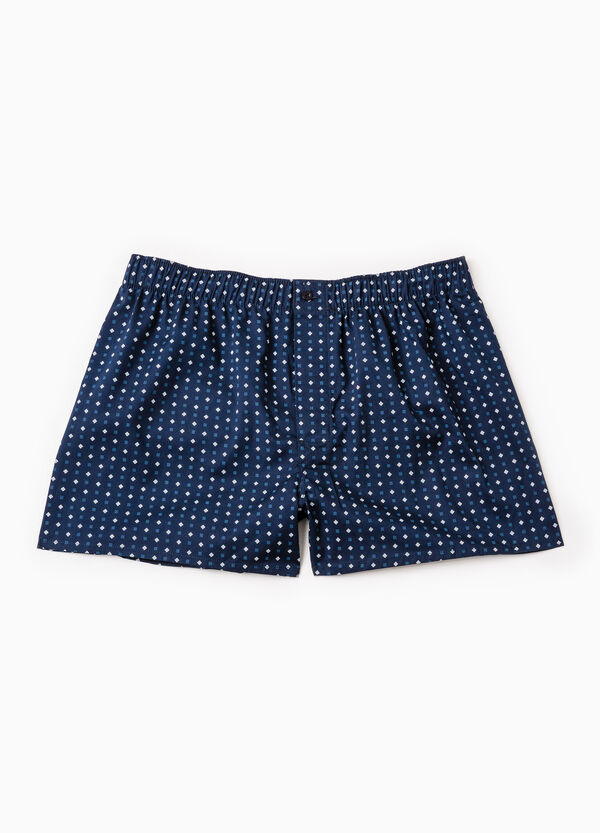 Patterned boxers in 100% cotton | OVS