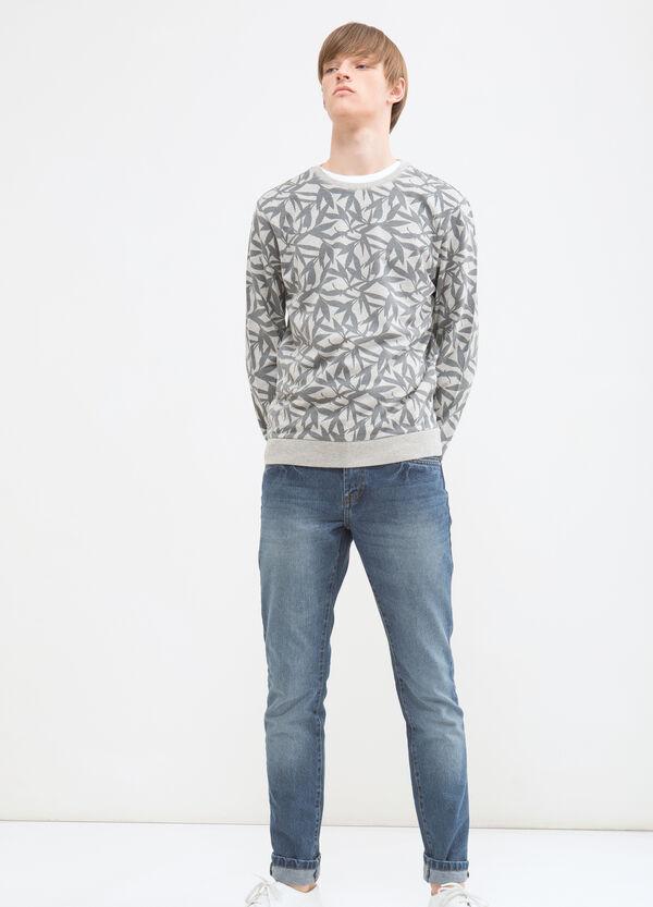 100% cotton pullover pattern   OVS