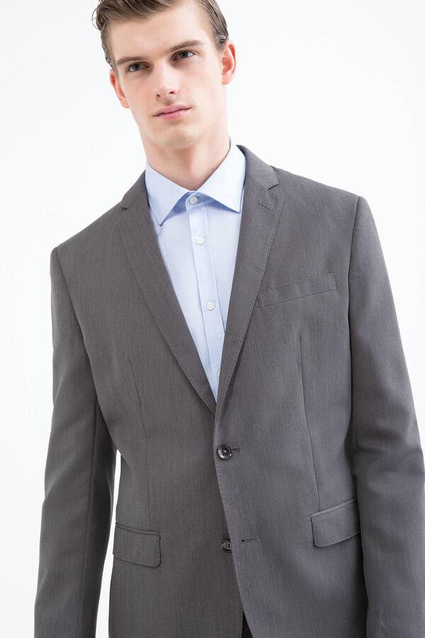 Elegant, regular-fit suit in viscose | OVS