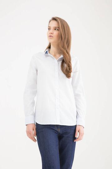 Camicia puro cotone righe, Multicolor, hi-res