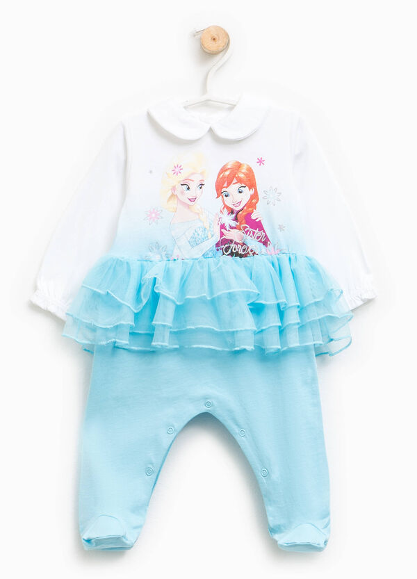 Frozen sleepsuit with tulle | OVS
