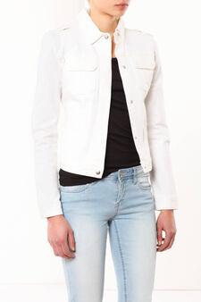 Cotton jumper, Milky White, hi-res