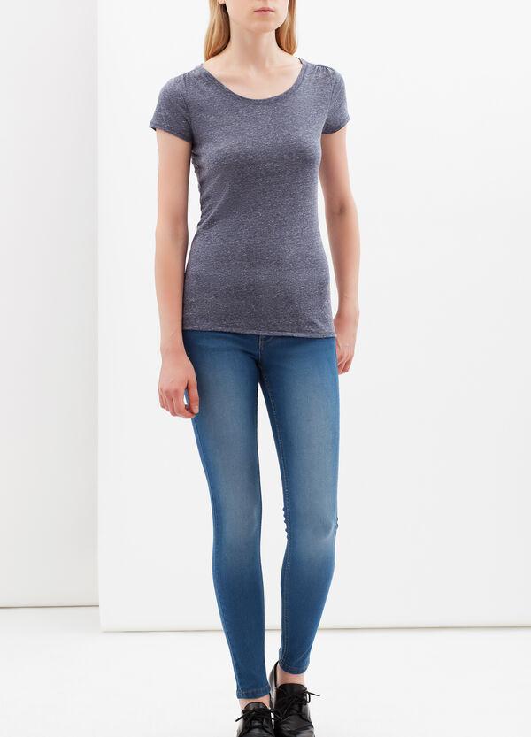 Jeans skinny con cerniera sulle caviglie | OVS