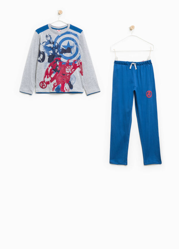 Pijama 100% Biocotton de Capitán América | OVS