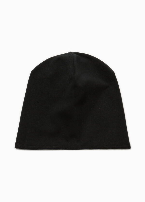 Cotton beanie cap | OVS