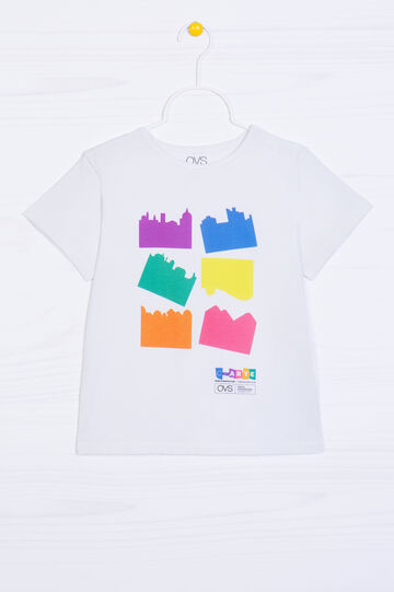T-shirt Special Edition - Kids Creative Lab, Bianco, hi-res