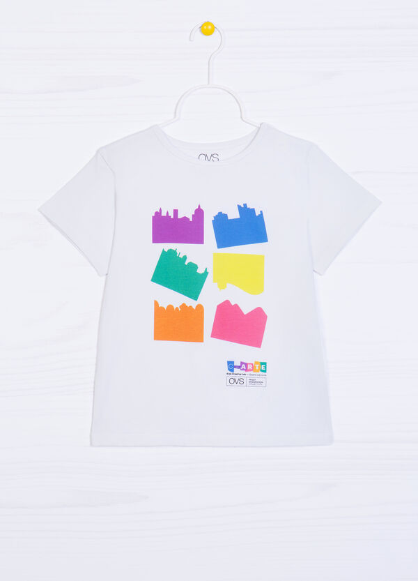 T-shirt Special Edition - Kids Creative Lab T-shirt | OVS