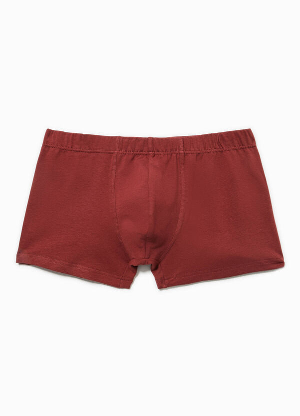 Stretch cotton boxers | OVS