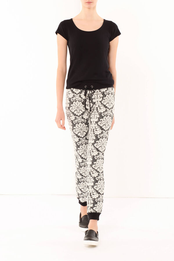 Floral trousers | OVS