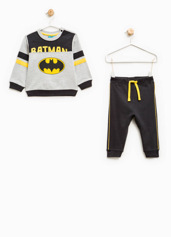 100% cotton tracksuit with Batman print | OVS