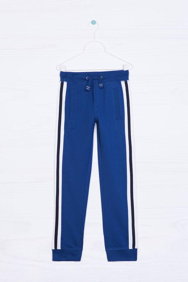 Pantaloni cotone con coulisse | OVS