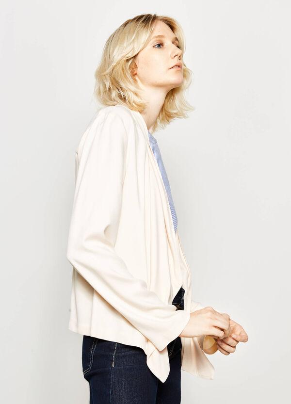 Cardigan with shawl neck | OVS