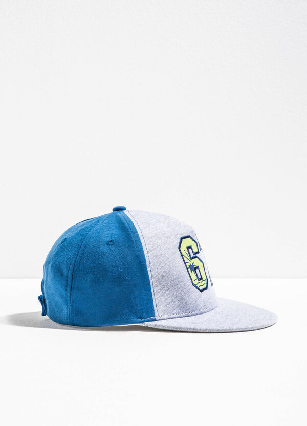 Cappello da baseball patch lettering | OVS