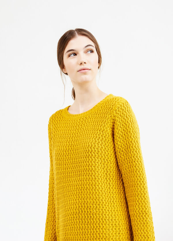 Chunky knit pullover | OVS