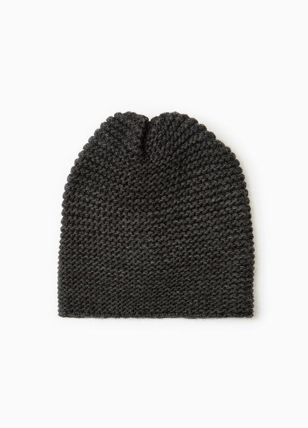 Cappello a cuffia tricot maglia larga | OVS