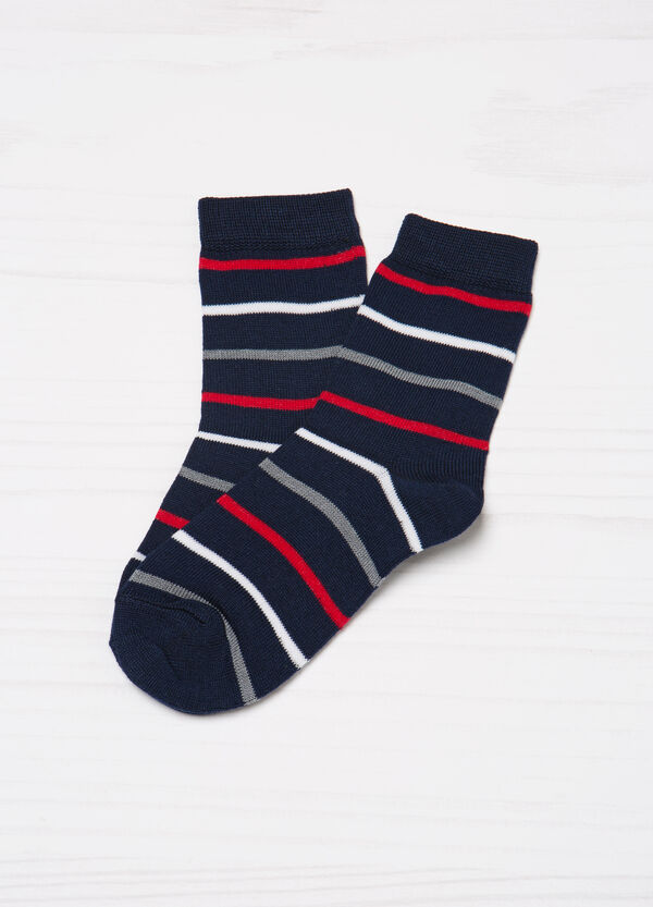 Set tre paia di calze stampate | OVS