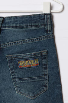 5-pocket jeans, skinny fit., Medium Wash, hi-res
