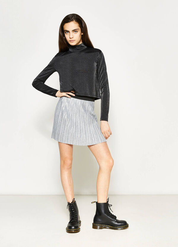 Teen pleated skirt | OVS