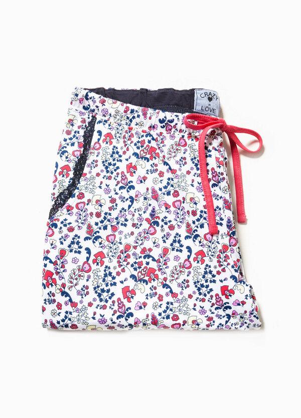 Pantalón de pijama con estampado floral | OVS