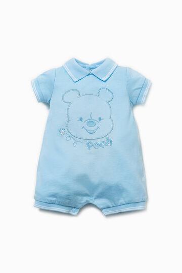 Pelele con bordados de Winnie The Pooh
