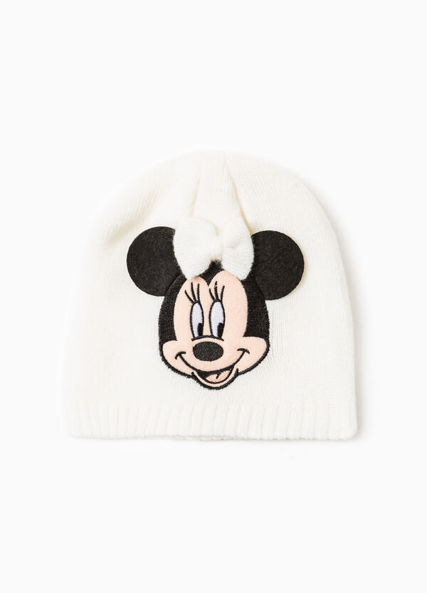 Cappello a cuffia patch Minnie | OVS
