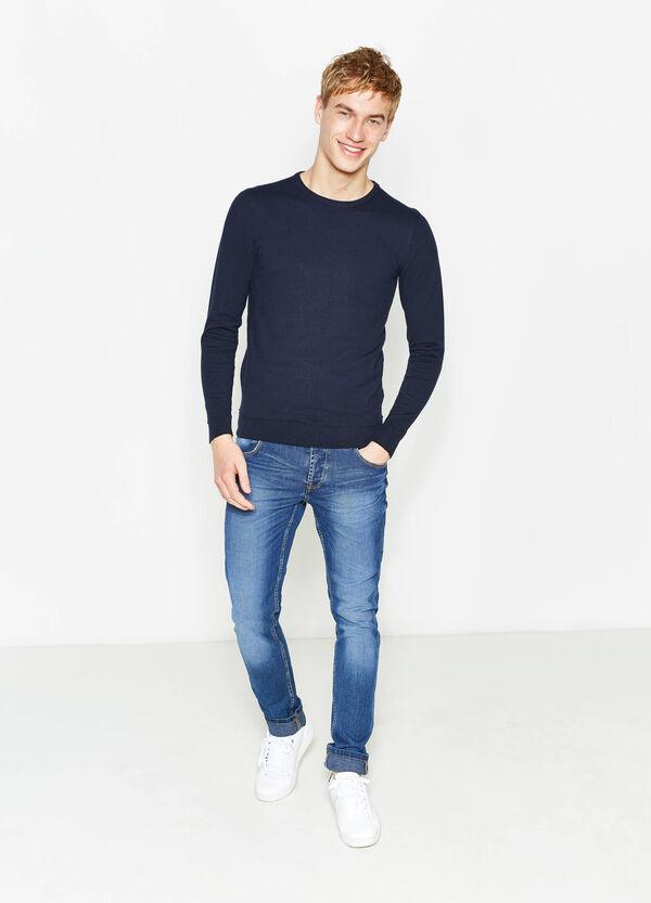 Jersey con cuello redondo | OVS