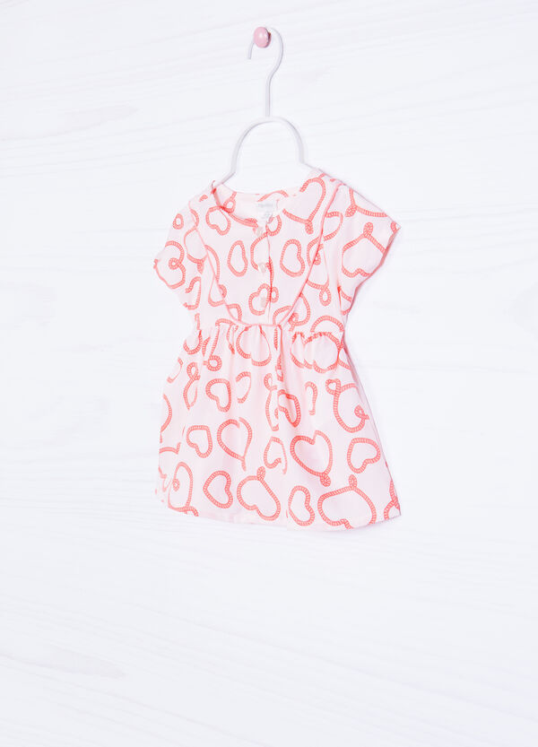 Heart print blouse   OVS