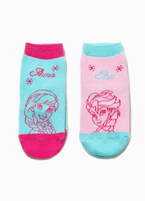 Set due paia di calze antiscivolo Frozen | OVS