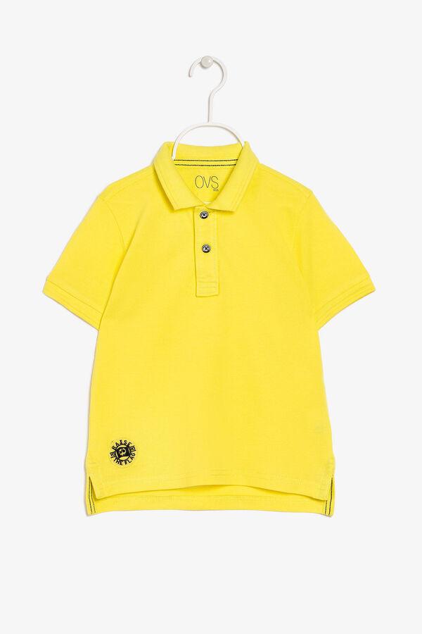 Cotton polo shirt   OVS