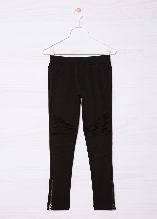Leggings misto viscosa stretch | OVS