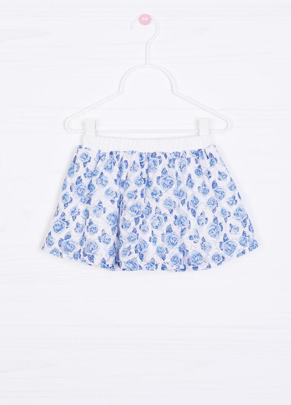 Floral pattern skirt   OVS