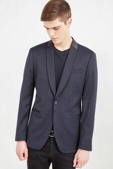 OVS Black Evening Jacket, Black, hi-res