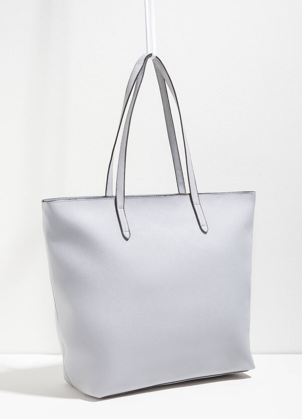 Saffiano-effect shoulder bag | OVS
