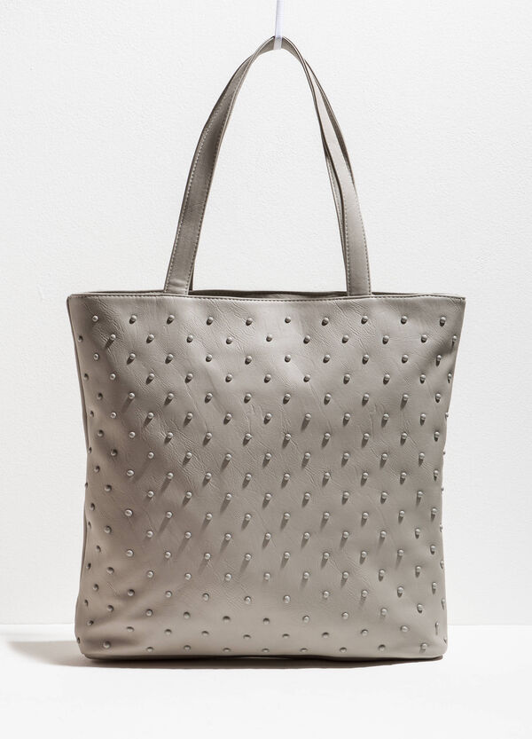 Shopping bag with beads | OVS