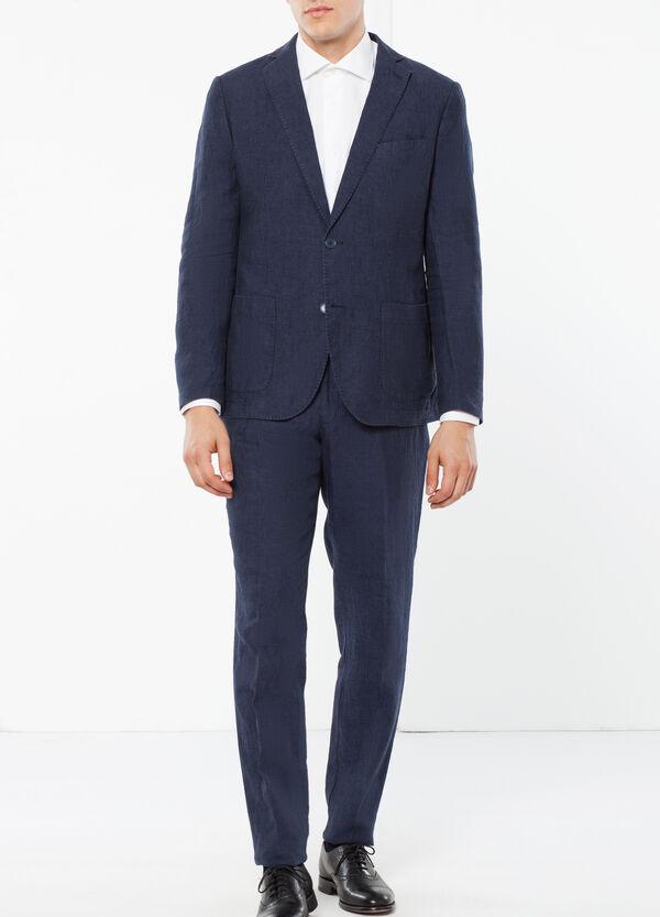 Slim fit elegant trousers | OVS