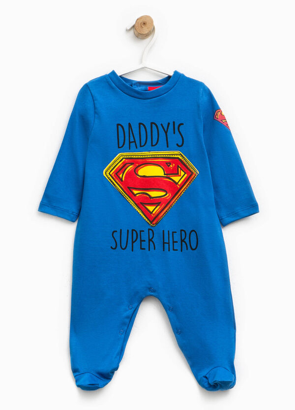 Superman printed sleep suit | OVS