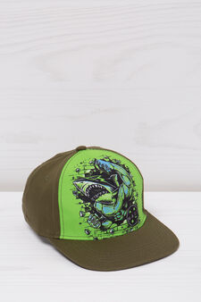 Maui and Sons baseball hat, Green, hi-res