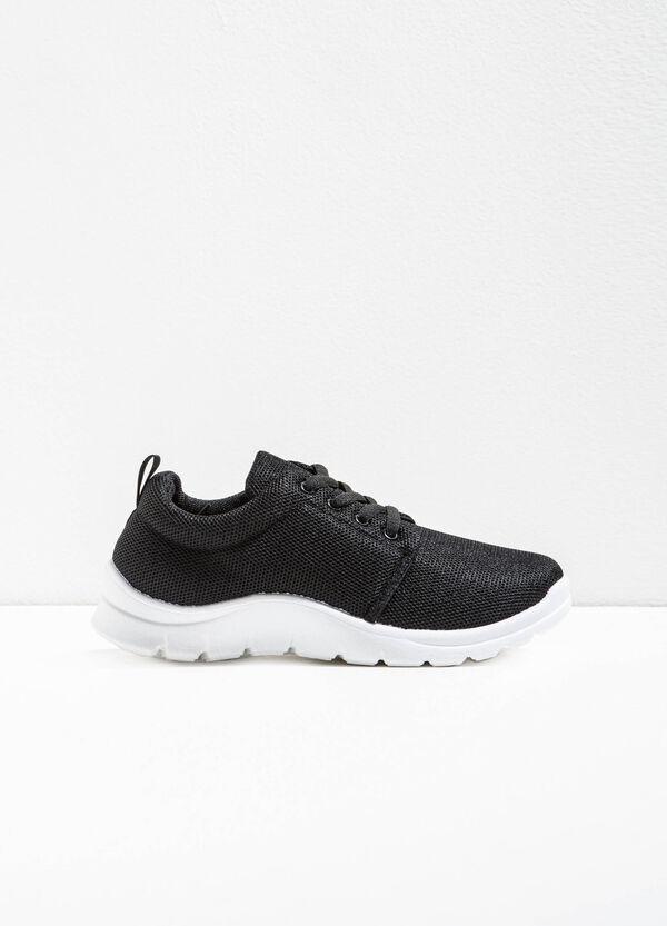 Sneakers with openwork upper | OVS