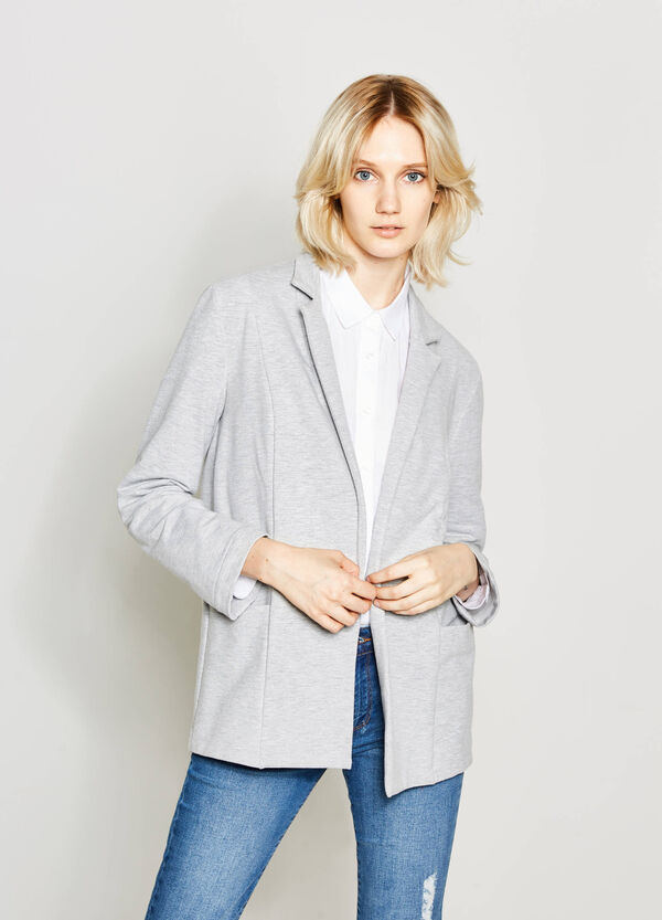 Long stretch blazer | OVS