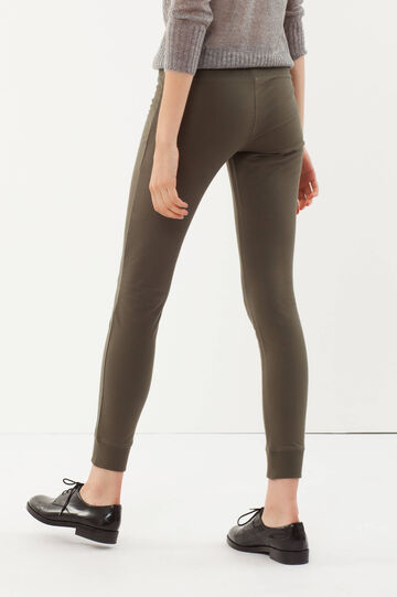 Pantaloni sportivi, Verde militare, hi-res