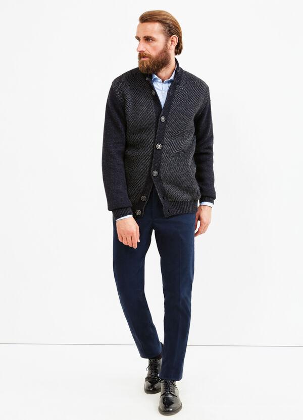 Cardigan Rumford misto lana | OVS