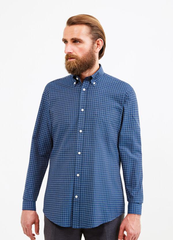 Camicia formale regular fit quadri | OVS